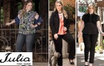 Каталоги качественной одежды для пышных дам от бренда Julia Plus