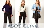 Многоассортиментный магазин одежды ASOS