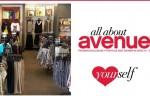 Популярный магазин Avenue — исключительно для полных