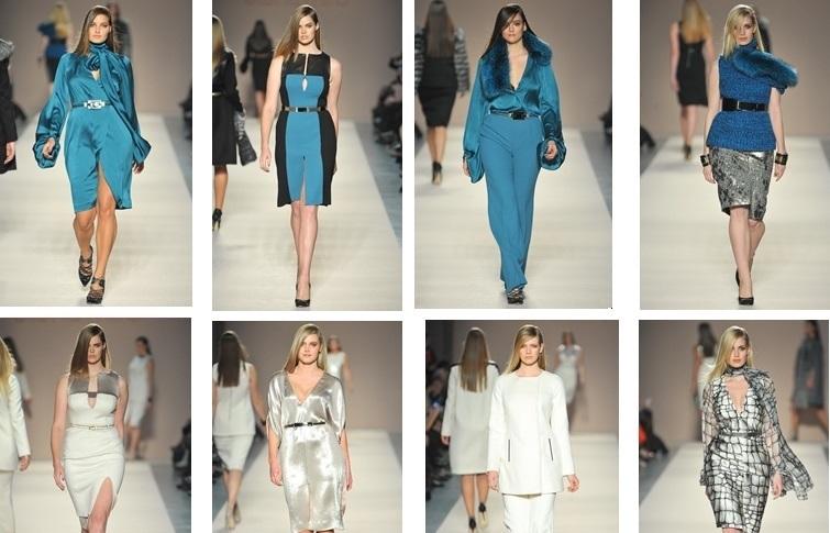 Показ коллекции от Elena Miro в Милане — осень 2012