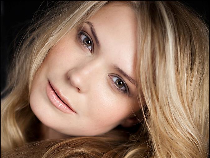 Екатерина Жаркова — русская фотомодель plus size моды