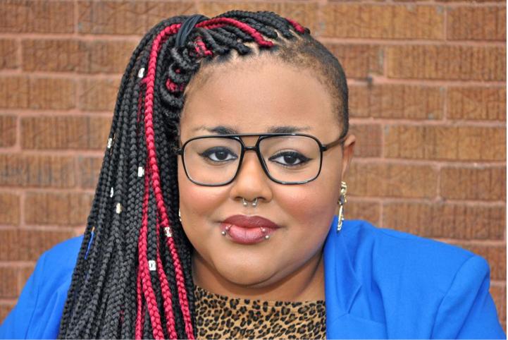 Тиффани Такер и её блог стиля Plus Size «Fat shopaholic»