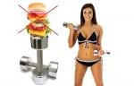 Несколько упражнений для стремительного похудения