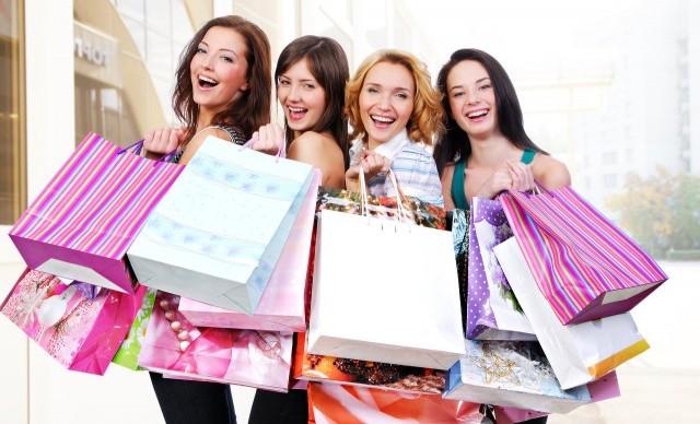 Вместо сидения на диете, лучше ходить по магазинам