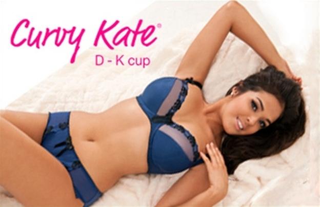 Каталоги женского белья Curvy Kate для пышных дам